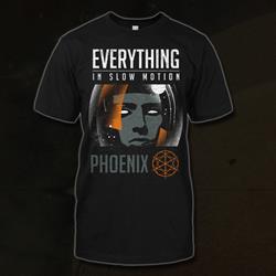 Astronaut Black T-Shirt *Final Print*