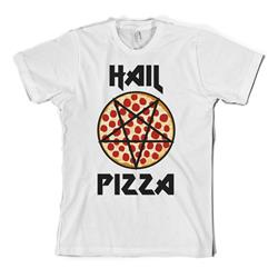 Hail Pizza White
