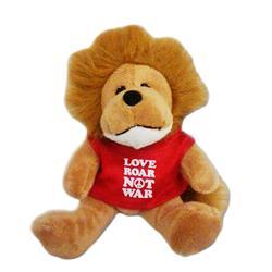 War Lion  Stuffed Animal