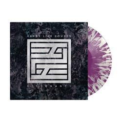 Dissonants Clear W/ Purple Splatter