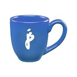 JS Logo Blue Mug