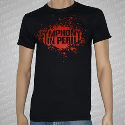 Bloodsplatter Black *Sale! Final Print!* $6 Sale