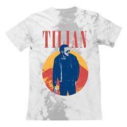 Tilian White/Grey Tie-Dye