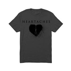 Heart  Heather Grey
