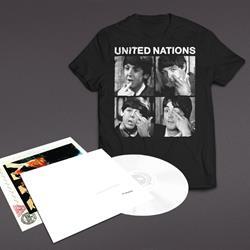 United Nations LP + T-Shirt