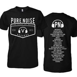 Pure Noise Five Years Black