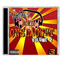 Mindsnap Music - Sonic Onslaught Volume 2