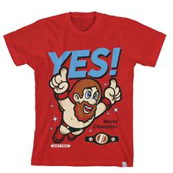 Super Yes Bros Red