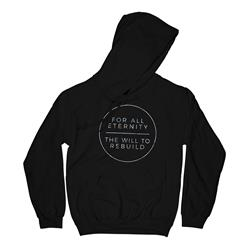 Circle Black Sweatshirt