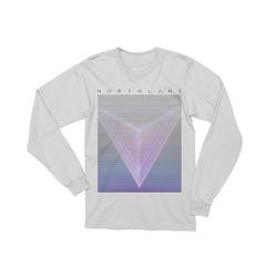 Prism White Long Sleeve Shirt