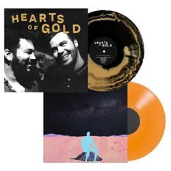 Hearts of Gold LP + EP Bundle