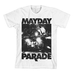 Mayday Parade Upstage White