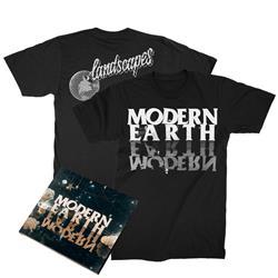 Modern Earth CD/T-shirt Bundle