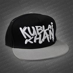 Logo Black/Grey Snapback Hat
