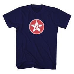 Circle Star Logo Navy