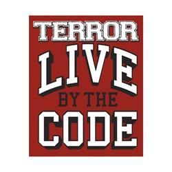 Live By The Code Red