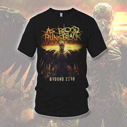 Ground Zero Black T-Shirt