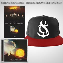 Rising Moon: Setting Sun CD + Hat + Poster + Digital Download