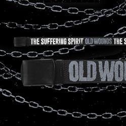 The Suffering Spirit Black Printed Belt