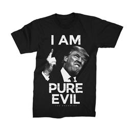 *Limited Stock* Pure Evil Black