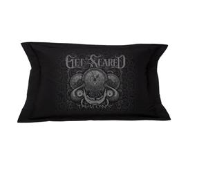 Demons Black Pillowcase