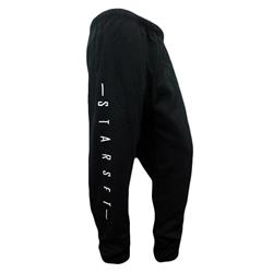 Logo Black Sweatpants