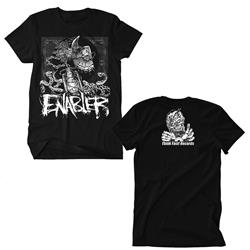 Shift Of Redemption Black T-Shirt