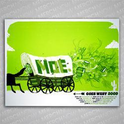 Moe Goes West Tour '09