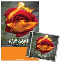 Handguns - Disenchanted CD+Poster