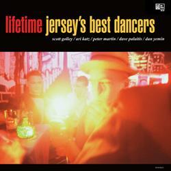 Jersey's Best Dancers White LP Vinyl