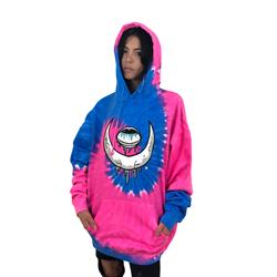 Eye Moon Flo Blu & Pink