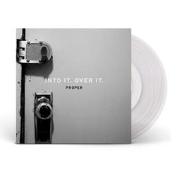 Into It.Over It. Proper Clear 180gram