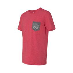 Animal Control Heather Red/Deep Heather