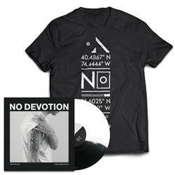 No Devotion - LP & Tattoo T-Shirt