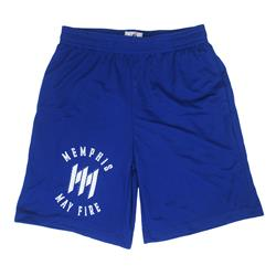 M Logo Blue