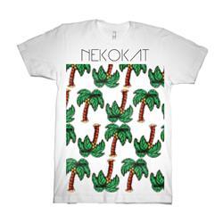 Palm White T-Shirt