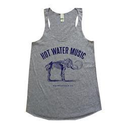 Mastodon Athletic Grey Tank Top