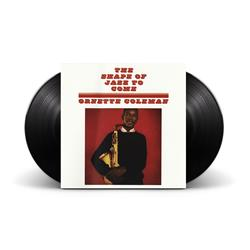 The Shape Of Jazz To Come Black 2LP Audiophile Release