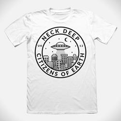 Citizens Of Earth (UFO)  White