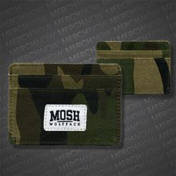 Wolf Pack Camo Wallet