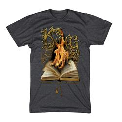 Book Dark Heather T-Shirt