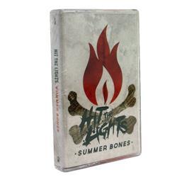 Summer Bones Campfire Orange Cassette