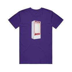 Purple Box Tee + Industry Plant Digital