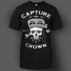 Crown Skull Black