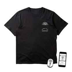 STSML Digital Album + Pocket Black Tee + Enamel Pin