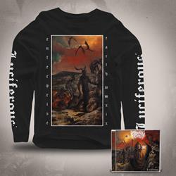Luciferous CD + Devil Long Sleeve