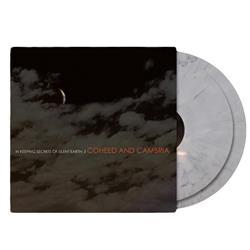 In Keeping Secrets Gray Swirl Double LP