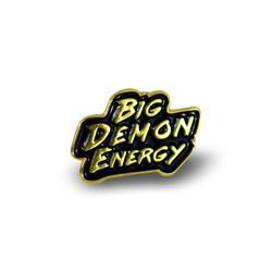 Big Demon Energy Pin