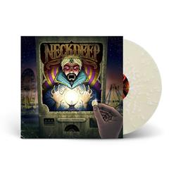 Wishful Thinking Milky Clear w/White Splatter LP