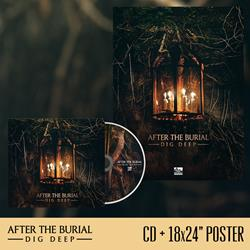 Dig Deep CD/Poster Bundle